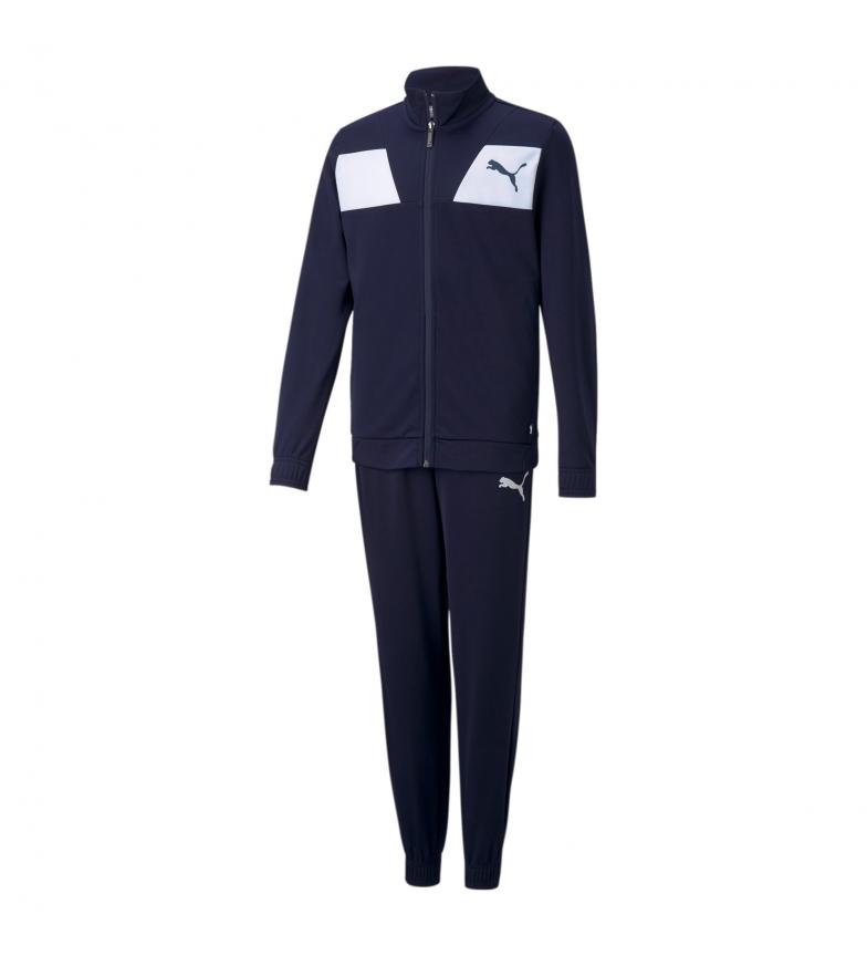 Puma Poly Suit cl B High Risk navy