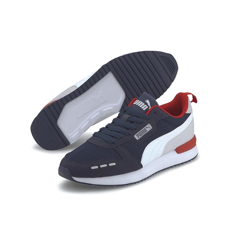 Comprar Puma R78 Runner navy, white, grey