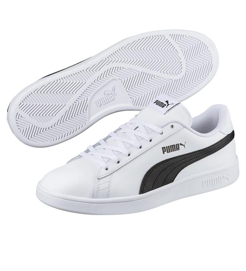 Comprar Puma Scarpe Puma Smash v2 L in pelle bianca