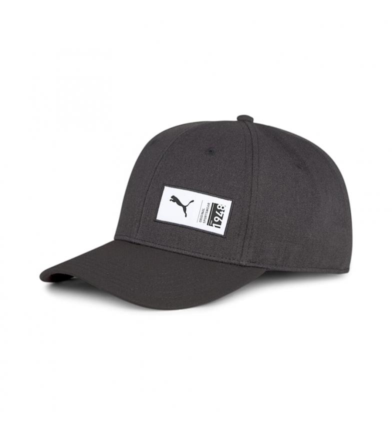 Puma Gorra PUMA Style negro