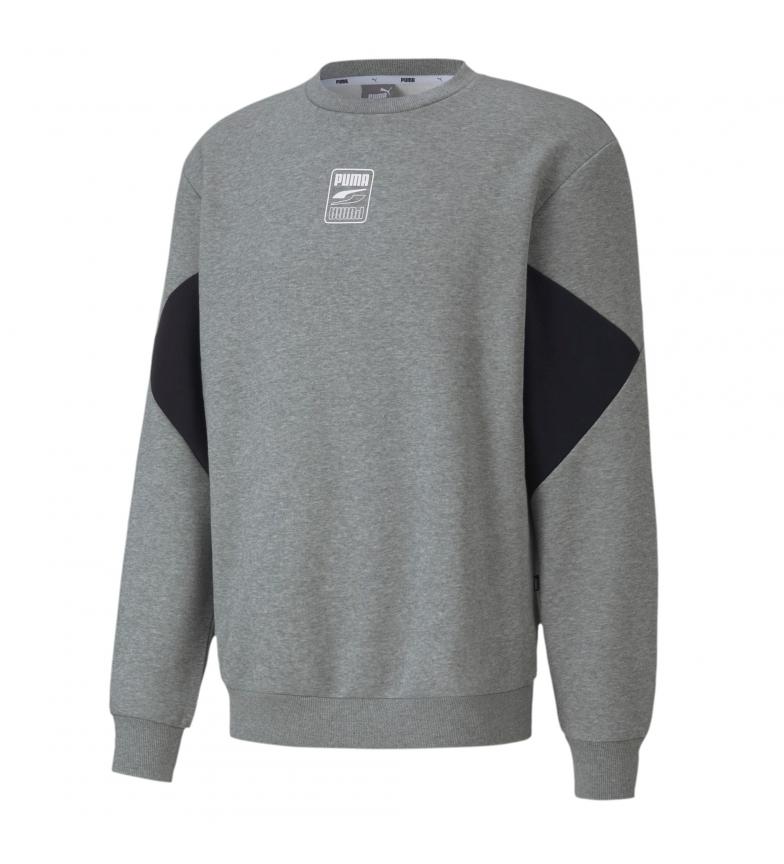 Comprar Puma Sweatshirt Rebel Small Logo FL grey