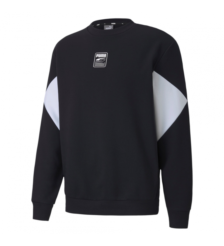 Comprar Puma Sweatshirt Rebel Small Logo FL black