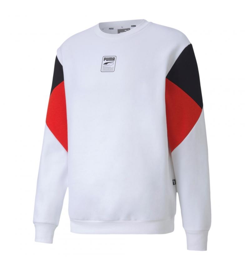 Comprar Puma Sweatshirt Rebel Small Logo FL white
