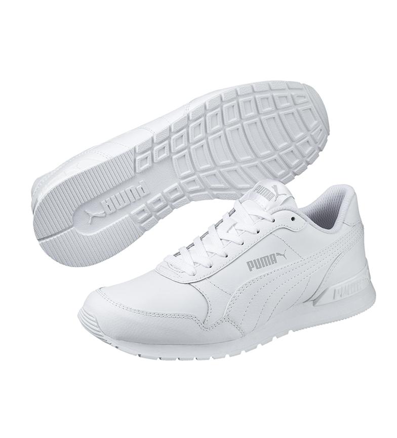 Comprar Puma Shoes Runner v2 L Jr branco