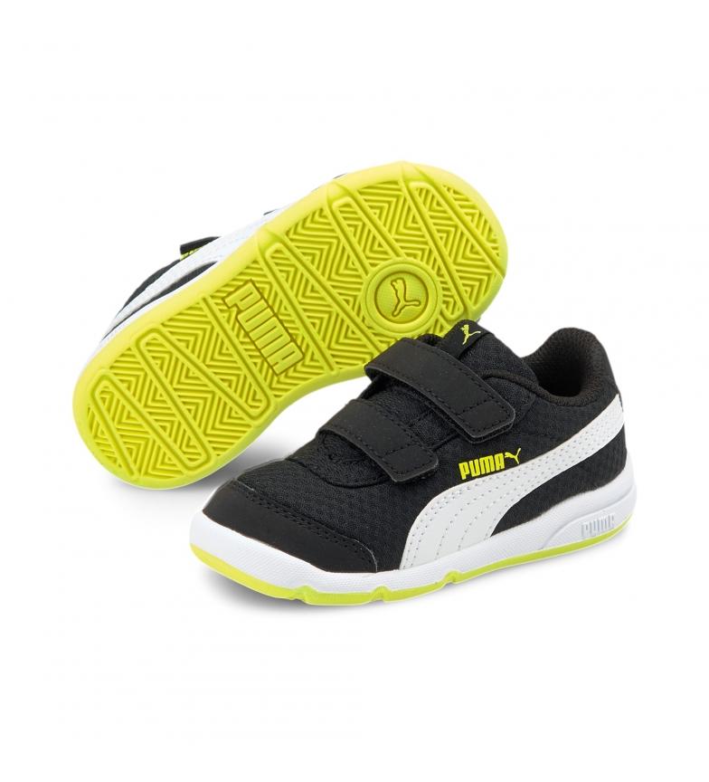 Puma Scarpe Stepfleex 2 Mesh VE Babies nere