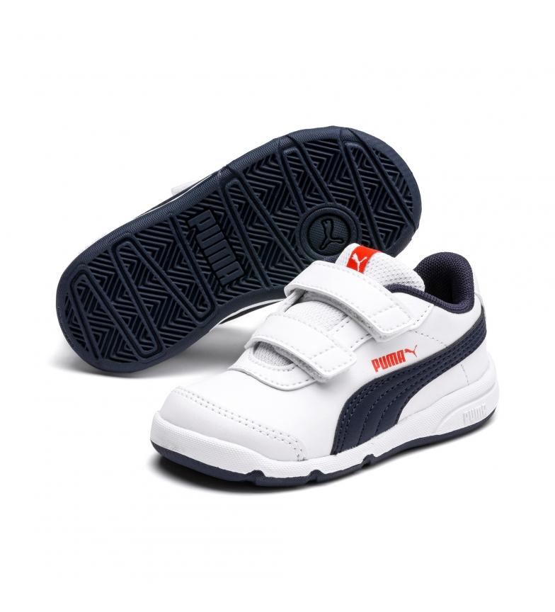 Puma Stepfleex 2 SL VE V Sapatos branco, marinha