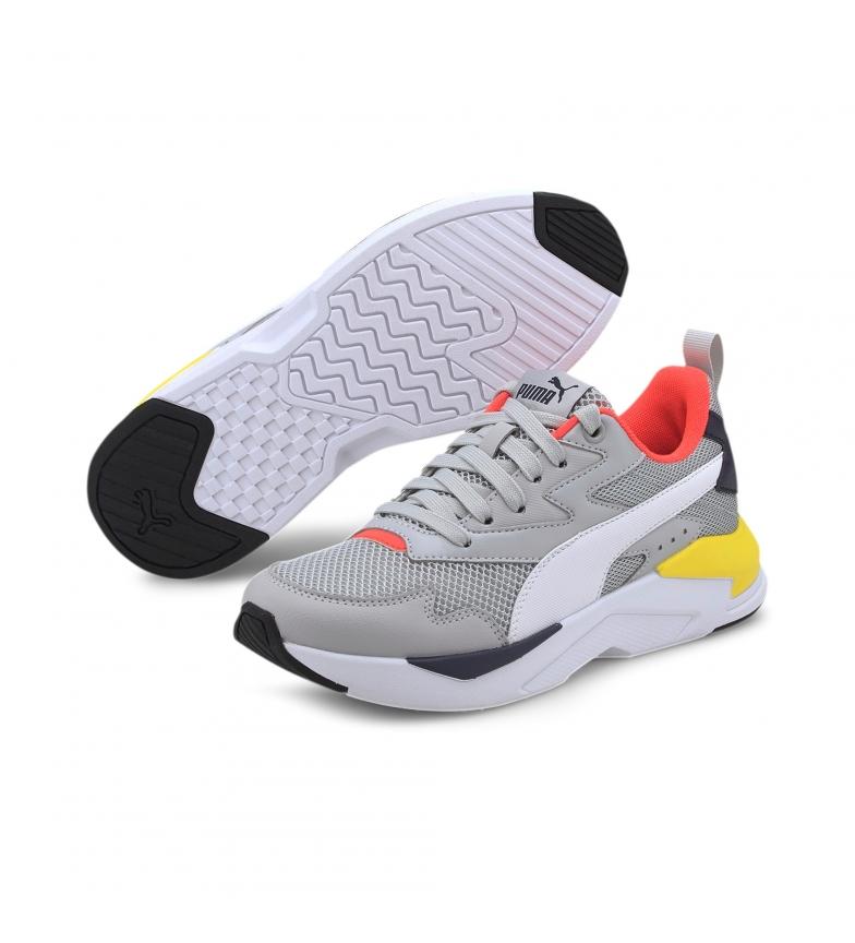 Comprar Puma Chaussures X-Ray Lite Junior blanc, gris, rose