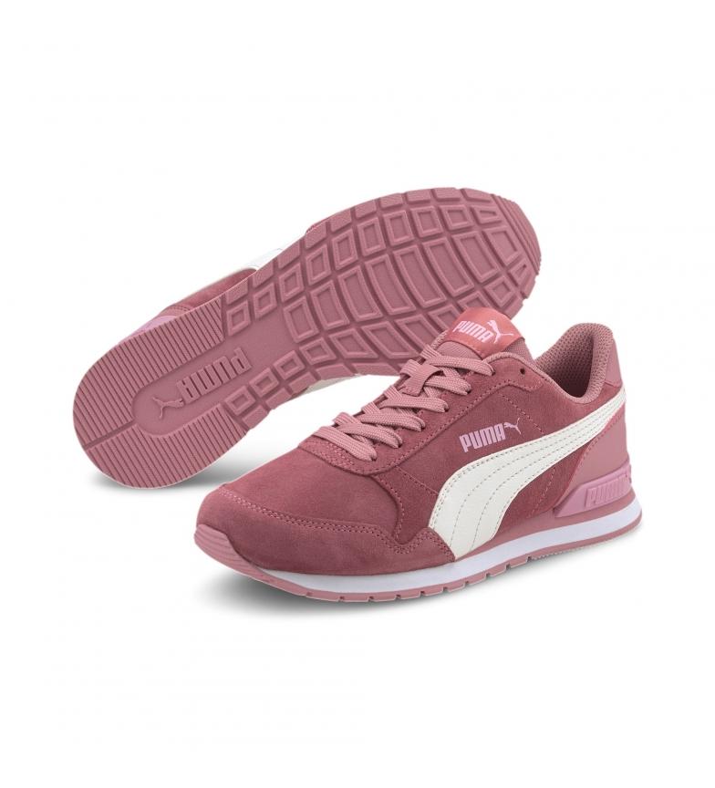 Comprar Puma ST Runner V2 SD Júnior sapatos cor-de-rosa