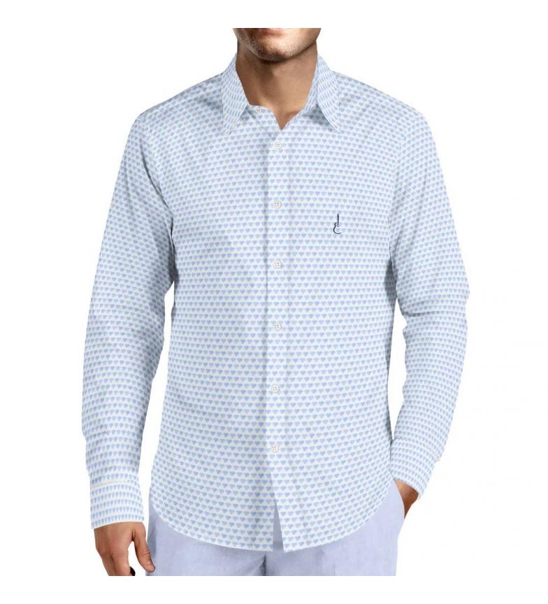 Comprar Puro Arte Shirt Hearts blue