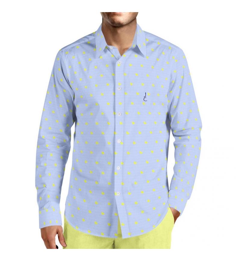Comprar Puro Arte Blue ducklings shirt