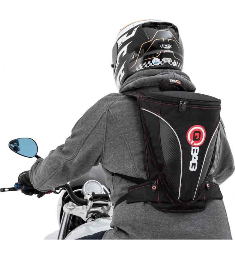 Comprar QBag Qbag 13 mochila, 7-12 litros de espaço de armazenamento preto / carbonloo