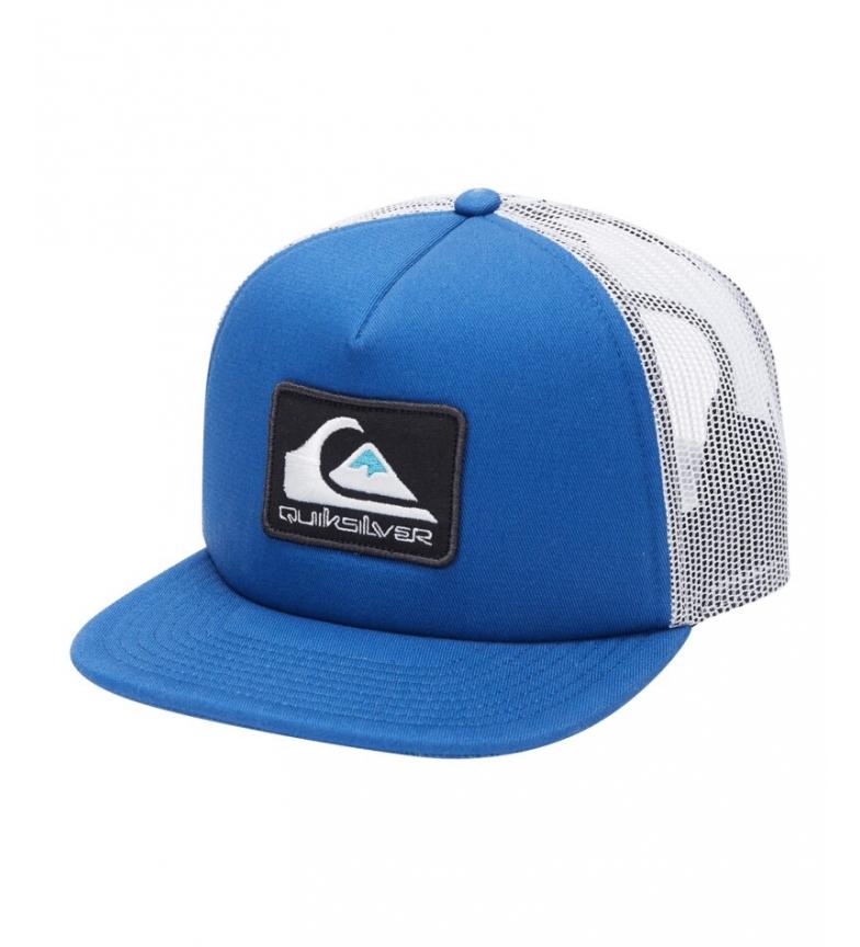 Quiksilver Gorra Trucker Omnipresence azul