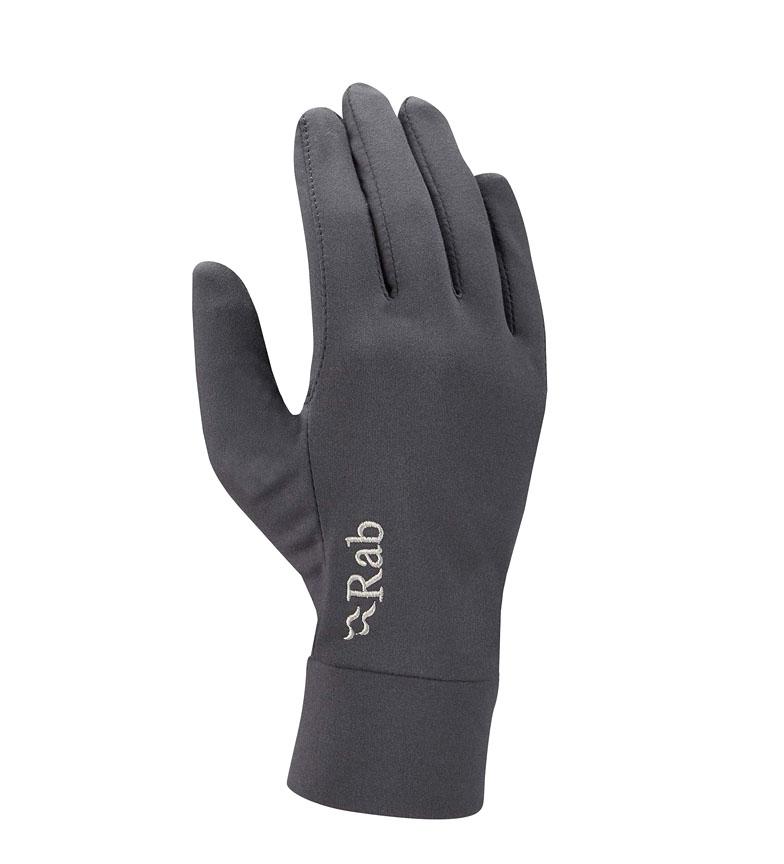 Comprar Rab Flux Liner gloves grey