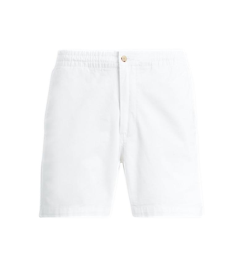 Ralph Lauren Shorts Twill Prepster Stretch white