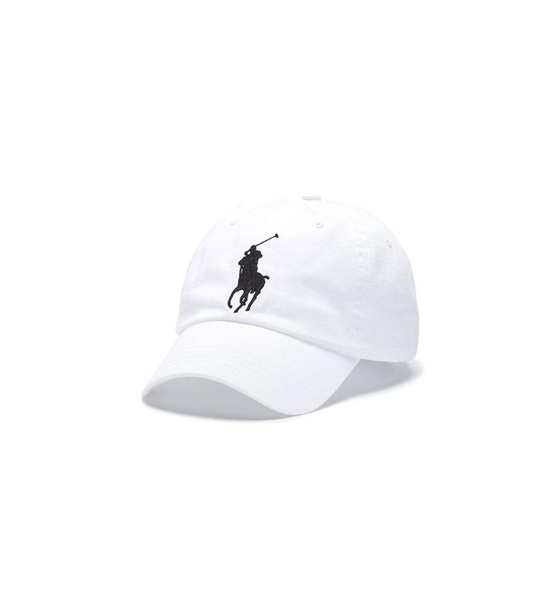 Comprar Ralph Lauren Tampa da viseira branca Big Pony