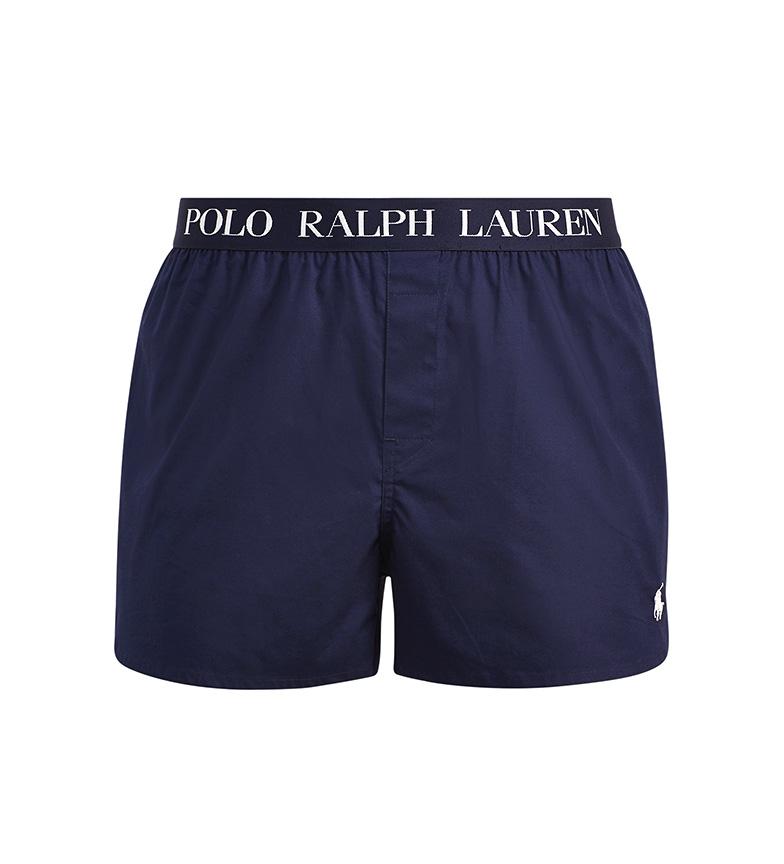 Comprar Ralph Lauren Boxer Slim Fit Single Navy
