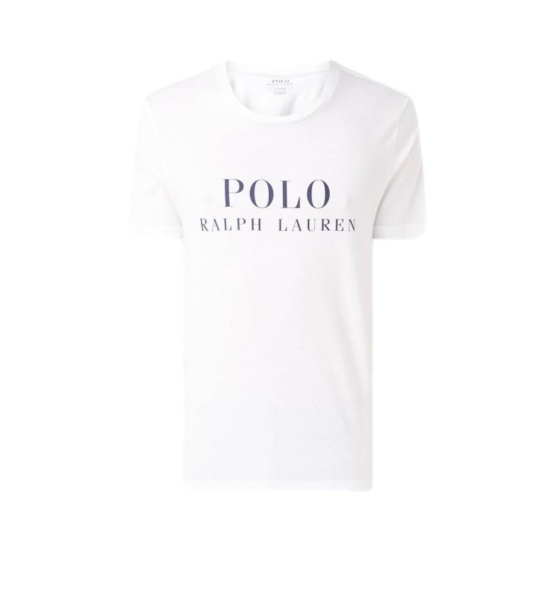 Ralph Lauren Camiseta Round Neck Sleep white
