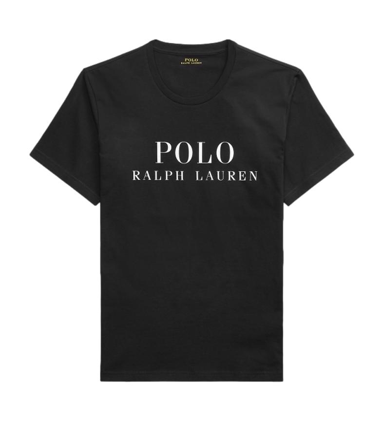 Comprar Ralph Lauren Sleep T-shirt girocollo nera