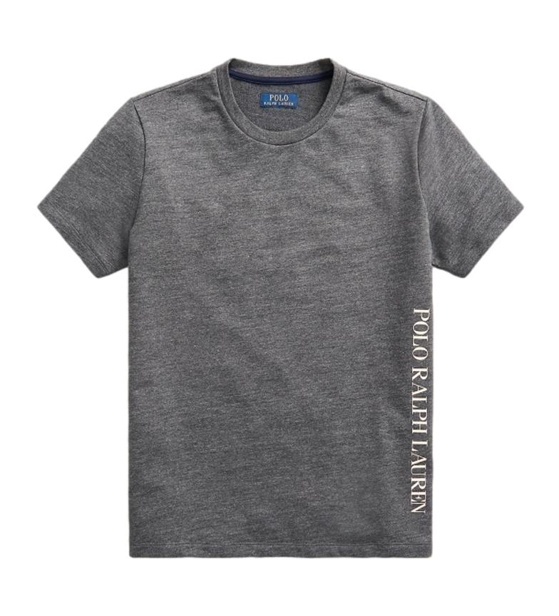Comprar Ralph Lauren T-shirt Sleep in maglia con logo grigia