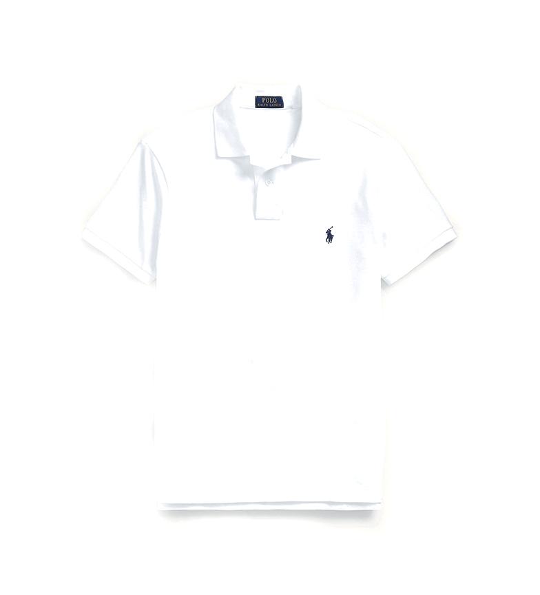 Comprar Ralph Lauren Maglietta SS Slim Fit bianca