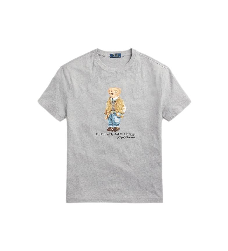 Comprar Ralph Lauren Polo Bear Custom Slim Fit T-shirt SSCNCMSLM1 gris
