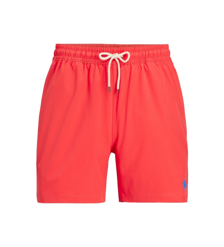 Comprar Ralph Lauren Traveler Bermuda shorts swimsuit 14.6 cm red