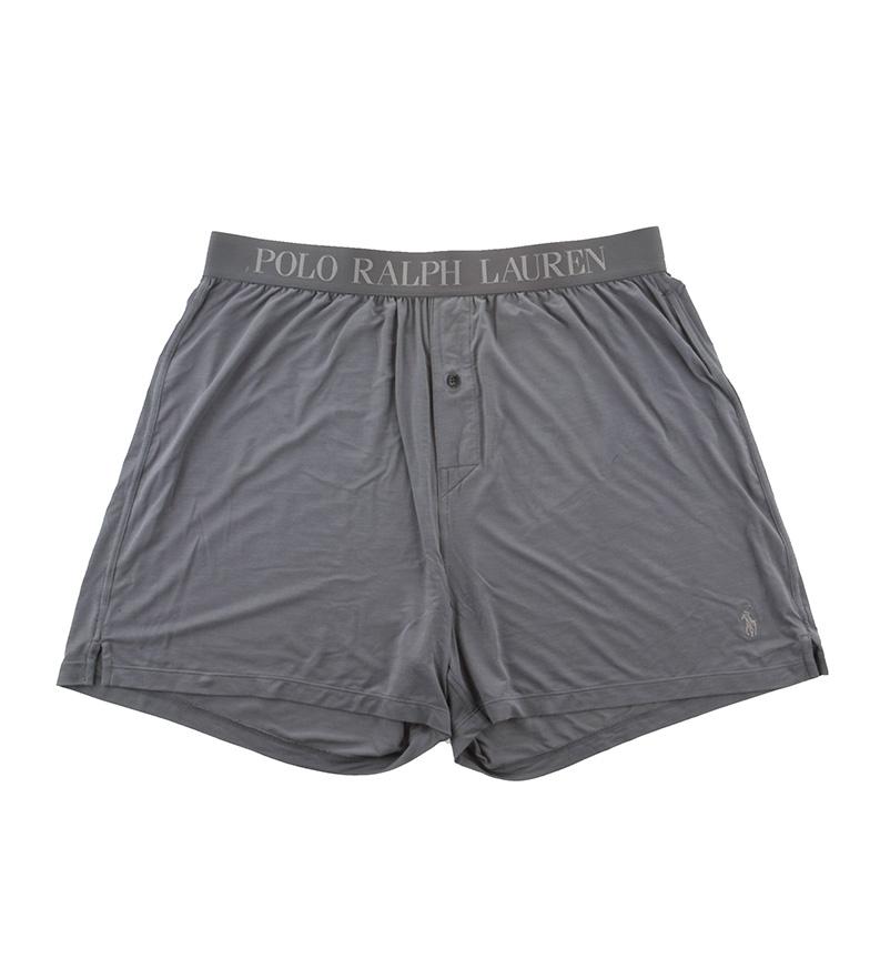 Comprar Ralph Lauren Boxer coton large gris