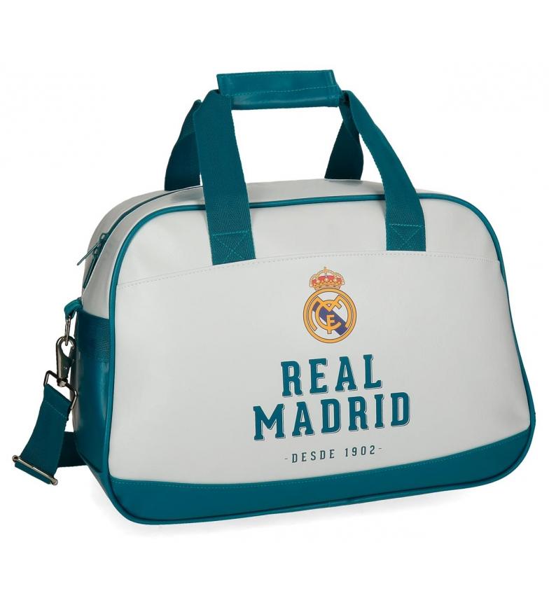 Comprar Real Madrid Mala de viagem Real Madrid Gol Azul -28x40x22cm-