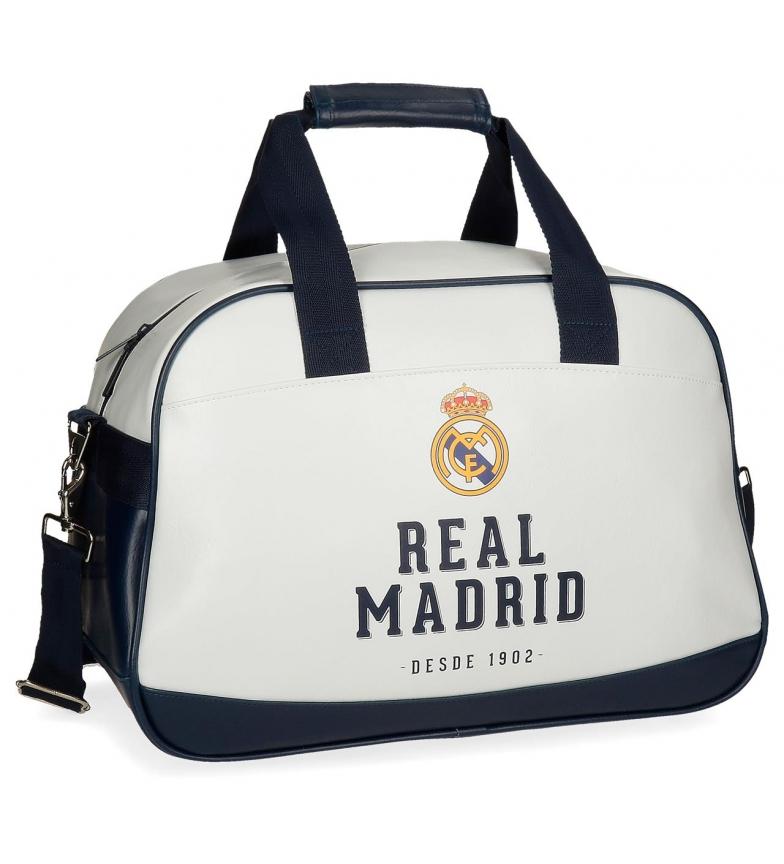 Comprar Real Madrid Mala de Viagem Real Madrid Gol Azul Marino -28x40x22cm-