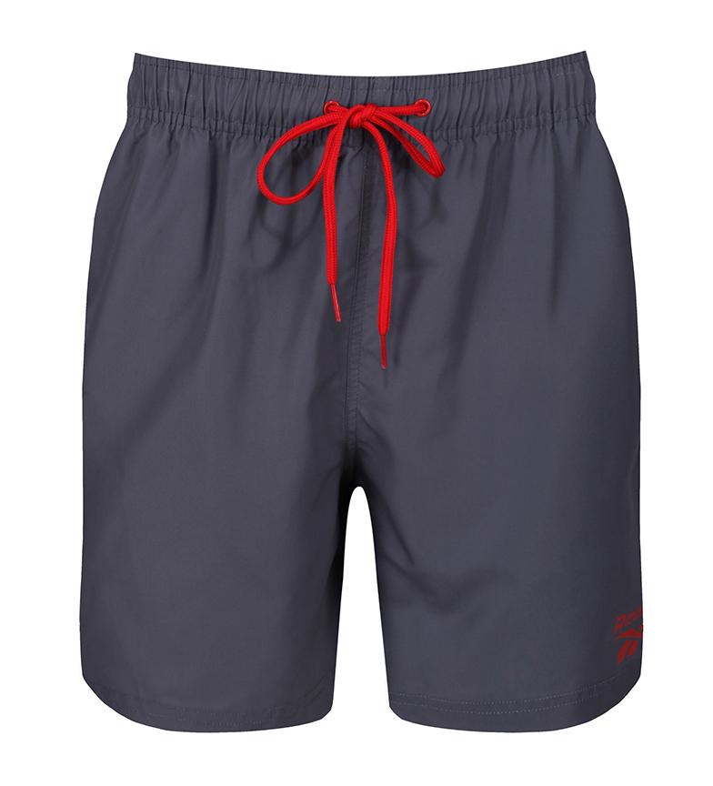 Comprar Reebok Yale swimsuit grey