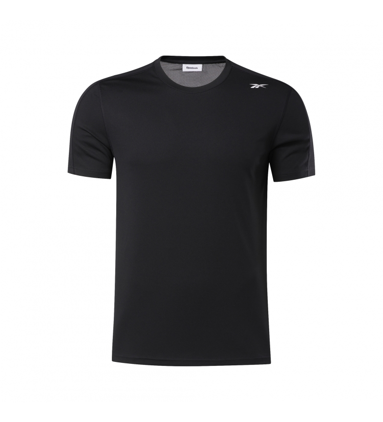 Comprar Reebok Camiseta de poliéster Workout Ready Tech negro