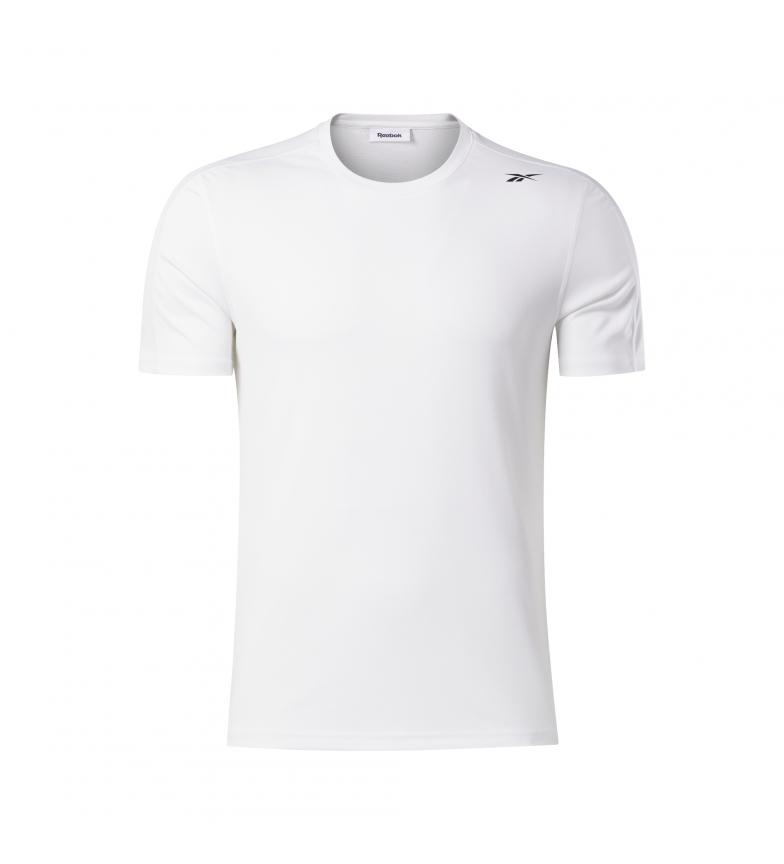 Comprar Reebok Camiseta de poliéster Workout Ready Tech blanco