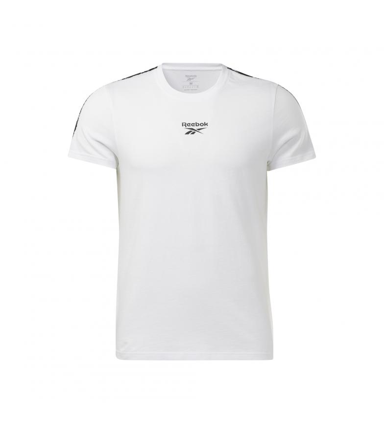 Comprar Reebok Training Essentials Tape T-Shirt blanc