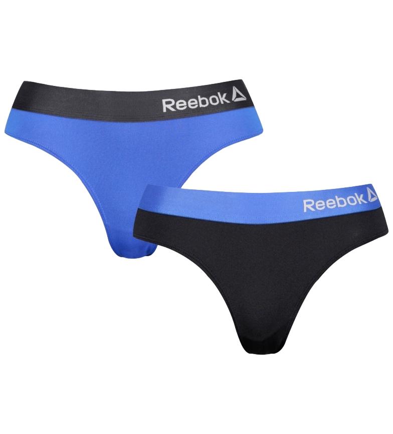 Comprar Reebok Confezione da 2 slip Micah blu, nero