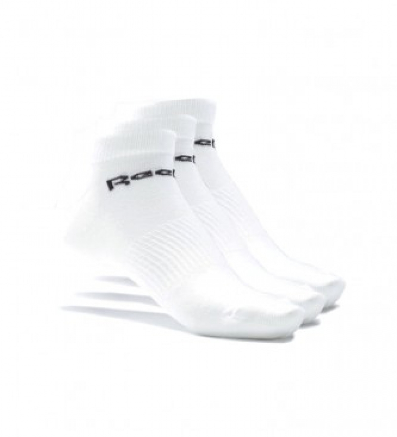 Comprar Reebok 3 paia di calzini Active Core Low Cut bianchi