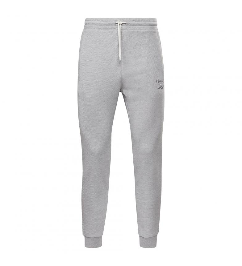 Comprar Reebok Pantalón de Chándal Training Essentials Mélange gris