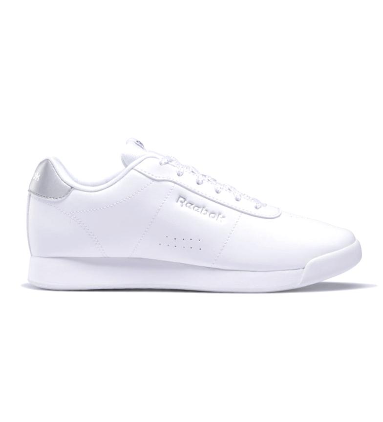 Reebok Royal Charm Sneakers branco, prata