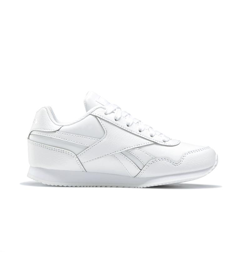 Comprar Reebok Zapatillas de piel Royal Classic Jogger 3.0 blanco