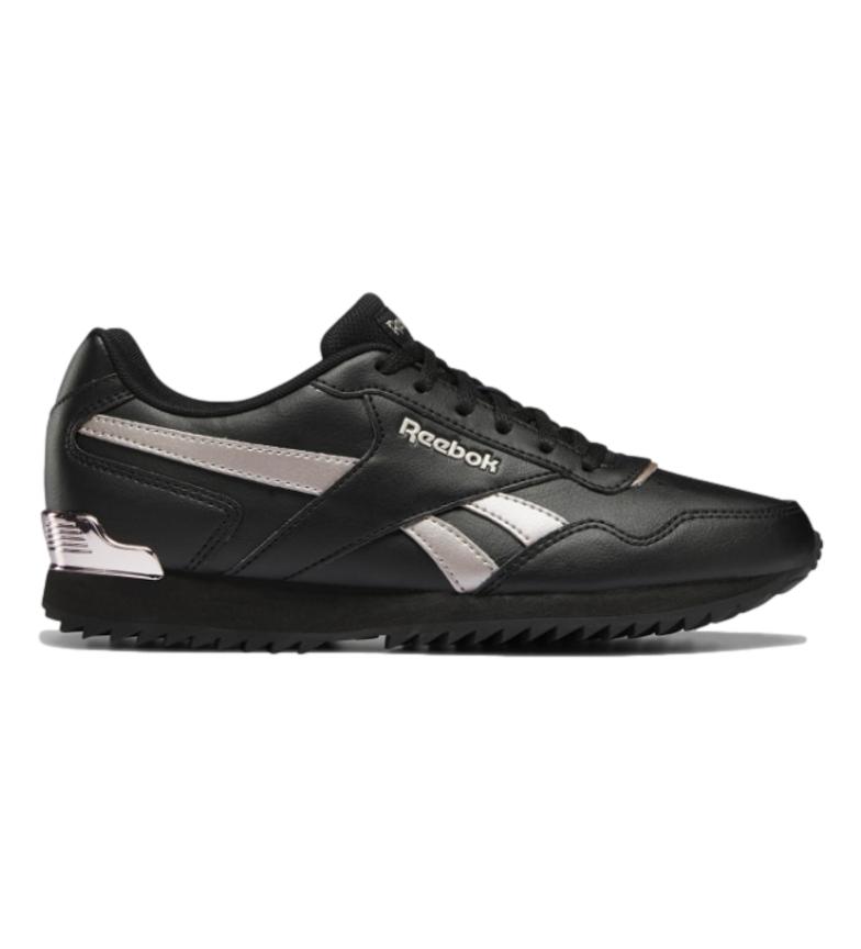 Reebok Chaussures Royal Glide Ripple Clip noir