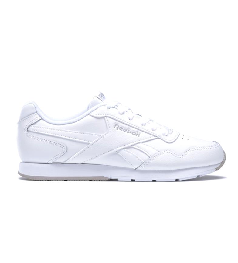 Reebok Zapatillas de piel Royal Glide blanco