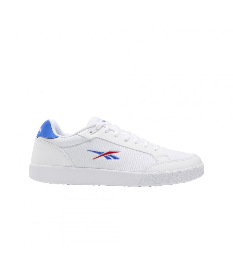 Reebok Vector Smash Shoes branco, azul