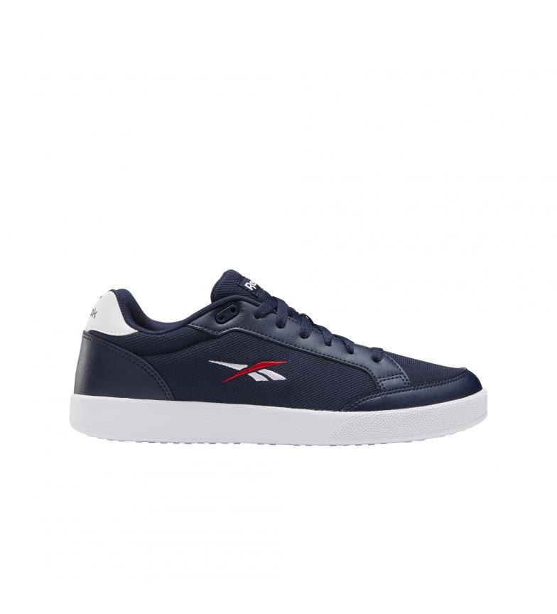 Comprar Reebok Vector Smash scarpe da ginnastica blu scuro