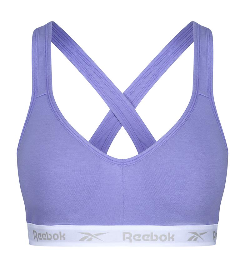 Comprar Reebok Bra Cara púrpura esporte