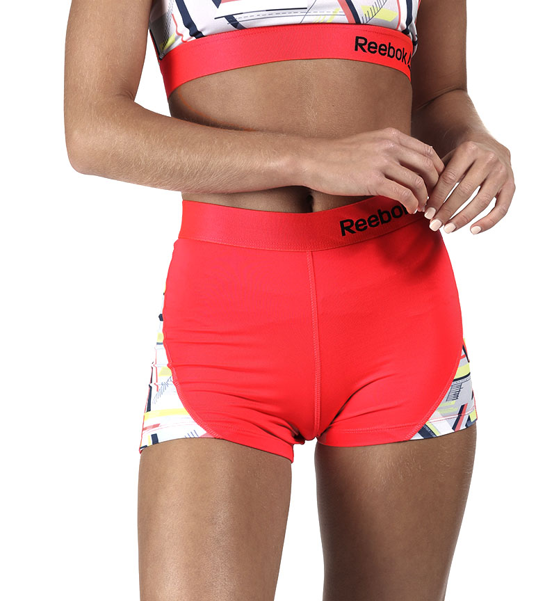Comprar Reebok Short Danna rouge fluo