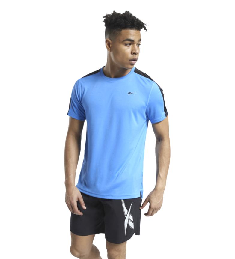 Comprar Reebok Workout Ready T-Shirt blue