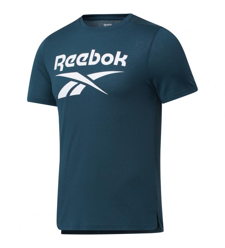 Comprar Reebok Camiseta Workout Ready Supremium Graphic verde