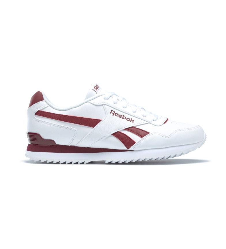 Reebok Chaussures Royal Glide Ripple blanc, marron