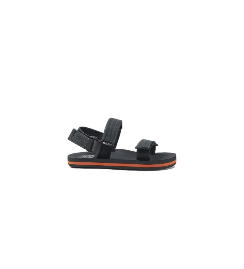 Comprar Reef Flip Flops K Little Ahi Convertible grey, orange
