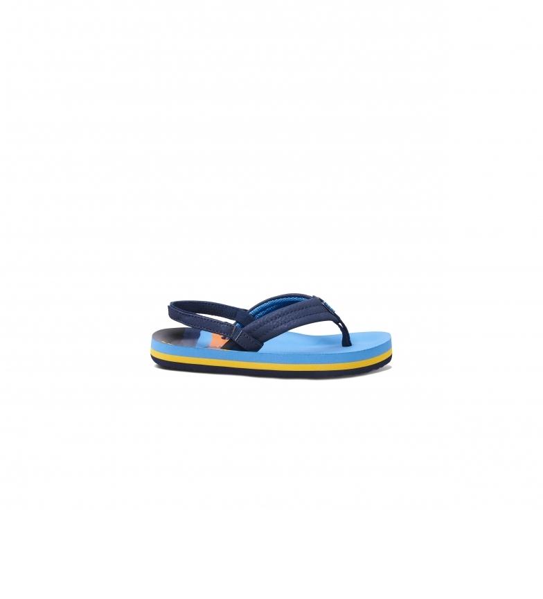 Comprar Reef Flip flops K Little Ahi Hawaii blue