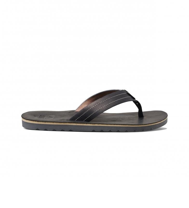 Comprar Reef Leather sandals Voyage Le brown